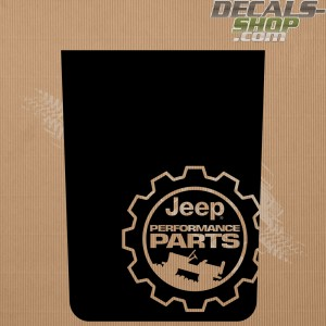 Jeep Renegade Trailhawk Bonnet Decal v.05